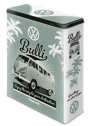 VW Retro Bulli Saklama Kutusu-Nostalgic Art